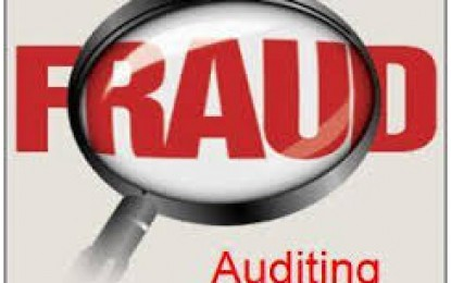 FRAUD AUDITING IN FINANCIAL INSTITUTION