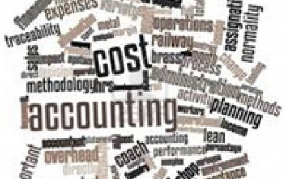 ADVANCE COST ACCOUNTING