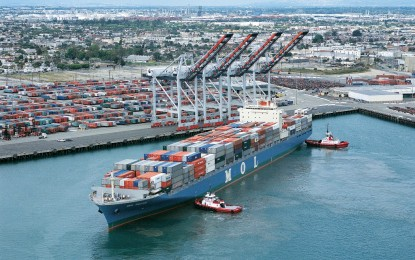 Manajemen Logistik Kepelabuhan