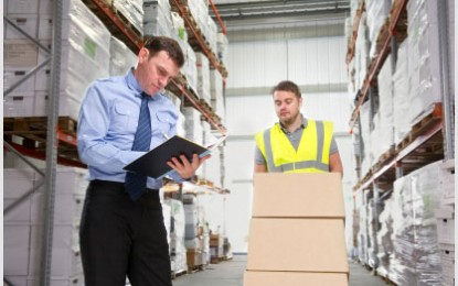INVENTORY MANAGEMENT & CONTROL