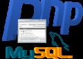WEB PROGRAMMING MENGGUNAKAN PHP DAN MYSQL