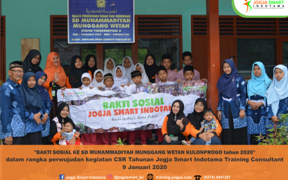 Corporate Social Responsibilty Jogja Smart Indotama 2020