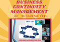 Business Continuity Management (BCM)