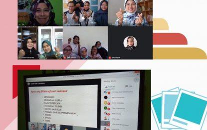 CUSTOMER SERVICE EXCELLENT – Online Training